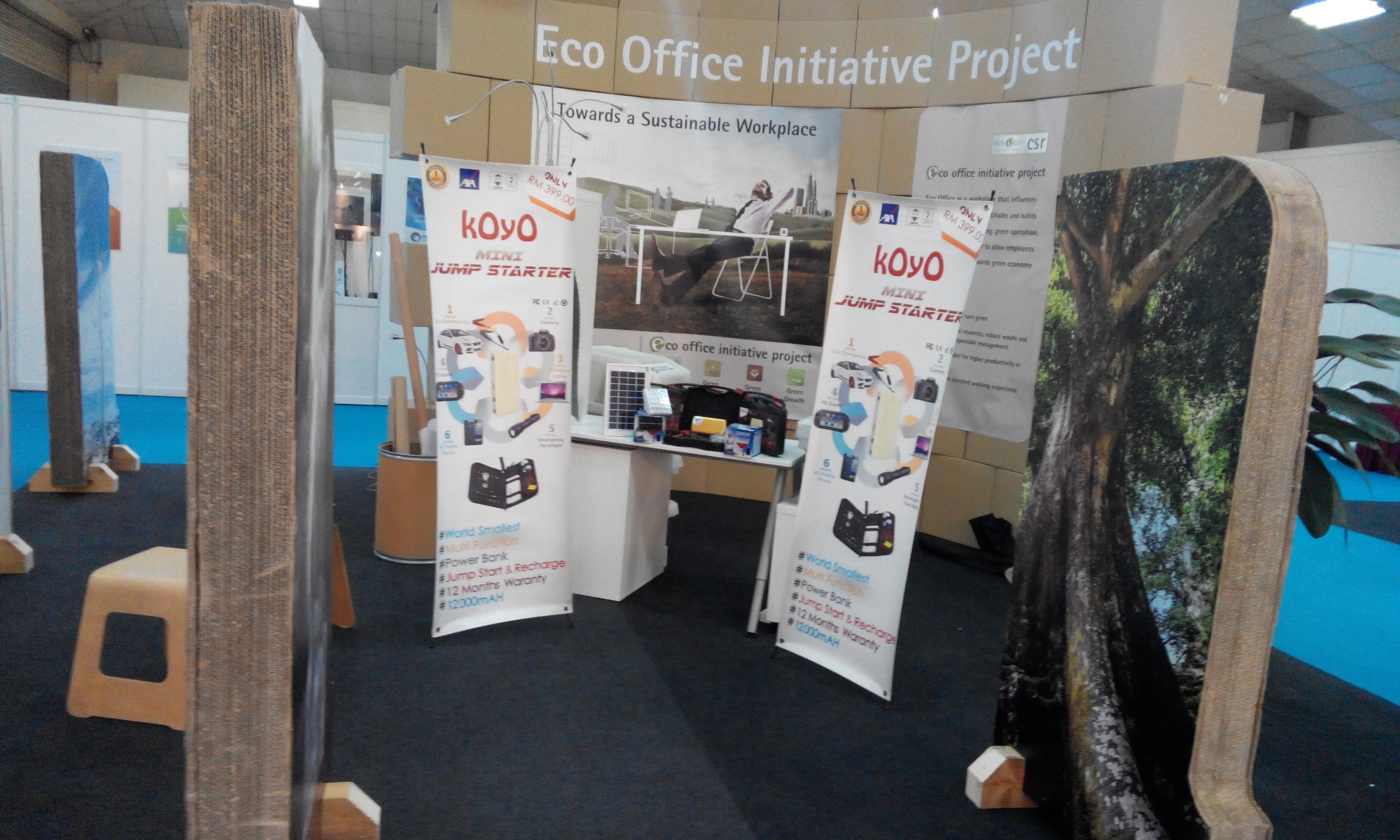 Ecobuild 11