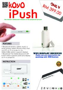 iPUSH