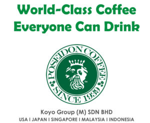 KOYO Poseidon Coffee