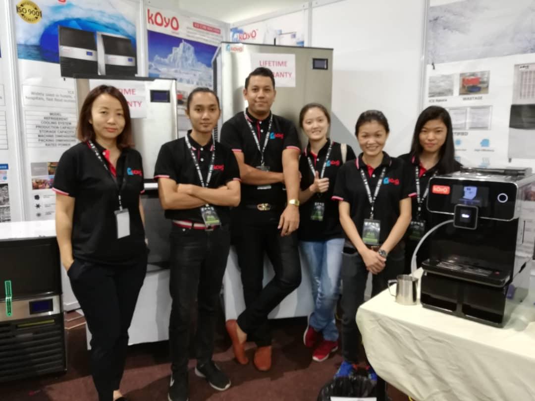 Koyo Group - Ice Machine & Coffee Machine