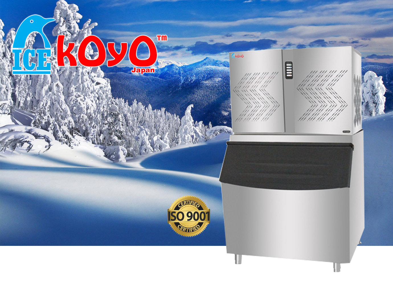 Koyo Ice Maker Machine
