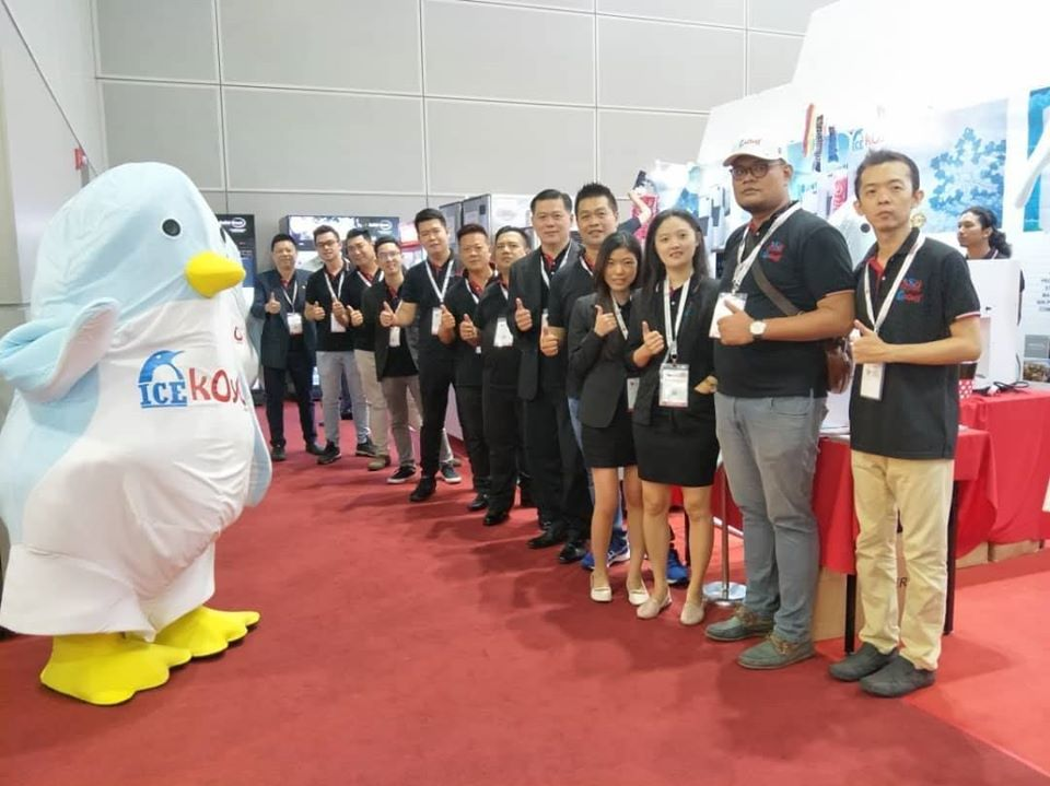 Koyo Corporate (M) Sdn Bhd Ice Making Machine